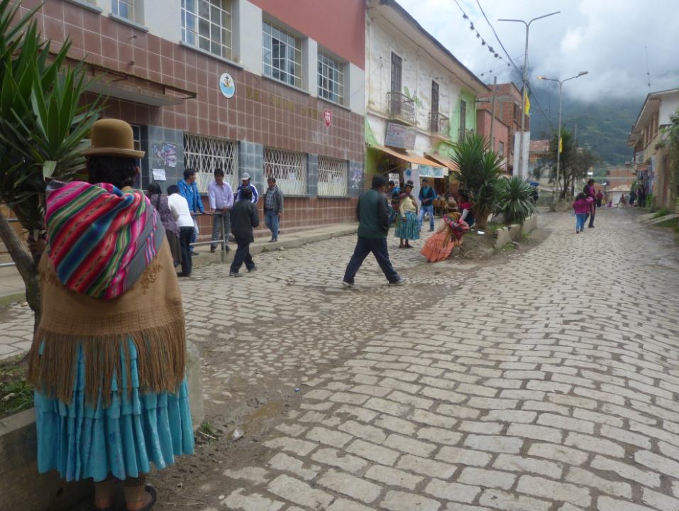 Sorata, Bolivia