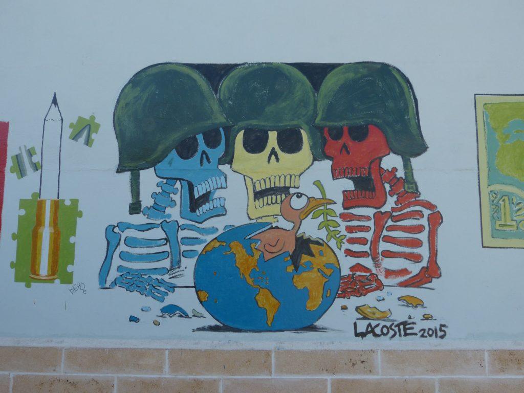 Art by Lacoste